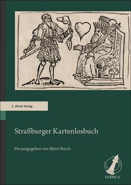 Bild des Covers der Ausgabe des 'Straßburger Kartenlosbuchs'